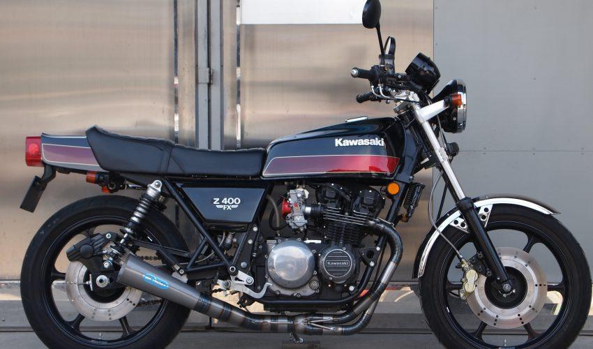 Z400FX E1~E3用